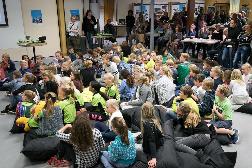 Groen, Groener Groenst: de kids editie