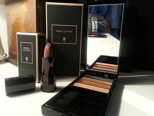 Serge Lutens maquillage, nouveautés 2015