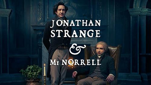 Jonathan Strange & Mr. Norrell - Poster 1