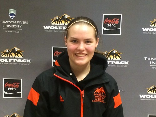 WolfPack Volleyball Recruit Makes Jr.  Women's National Team