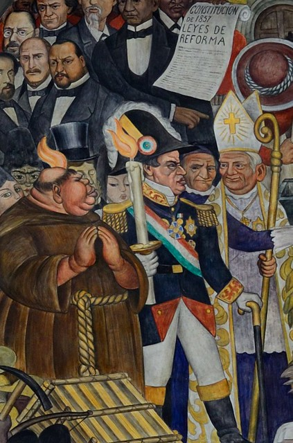 Diego Rivera - Palacio Nacional