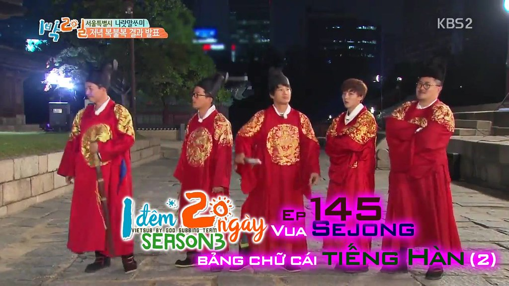 [Vietsub] 2 Days 1 Night Season 3 Ep 145