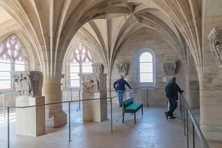 Kapitellsaal der Cathédrale Saint-Lazare, Autun