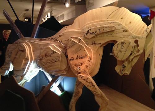 War Horse at Seven Stories