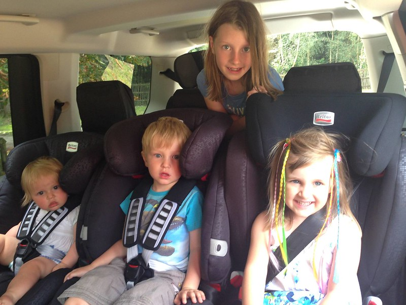 What Cars Can Take 3 Child Seats Singletrack Magazine