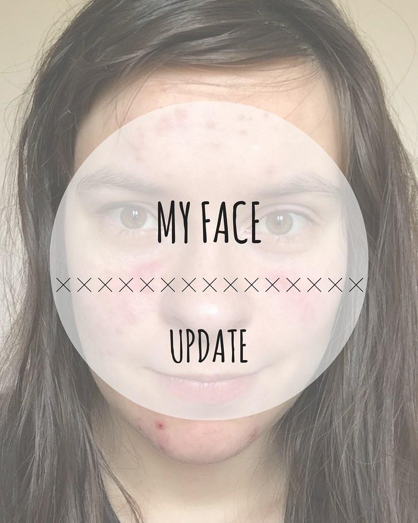 My face update 1