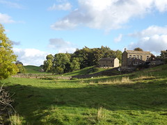 The edge of Hawes
