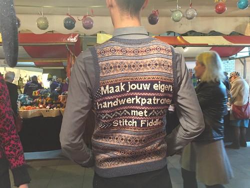 Knit & Knot beurs Tilburg november 2016