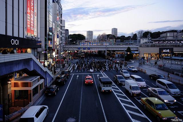 東京上野車站