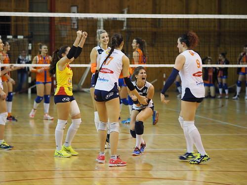 VINILGOMMA Ospitaletto - VIVIgas Arena Volley