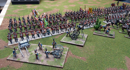 28mm British Napoleonic Army