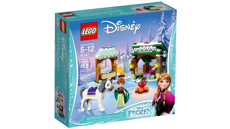 LEGO Disney 2017 - Anna's Snow Adventure (41147)