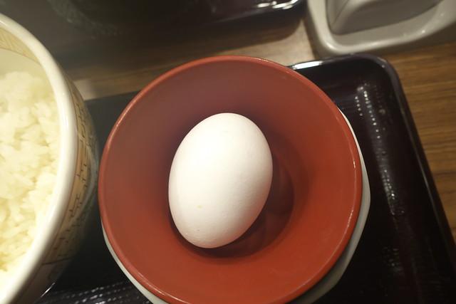 すき家 牛すき鍋定食_03