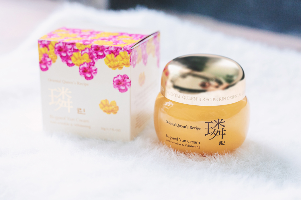 Hansaeng Cosmetics RIN Bi-gyeol Yun Cream | chainyan.co