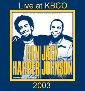 Ben+Harper+&+Jack+Johnson+Live