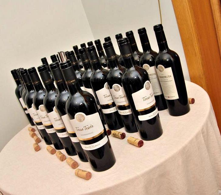 Torre Testa Wines