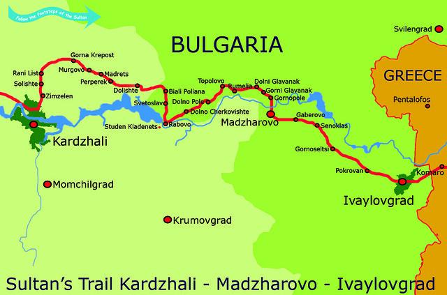 2016 okt - Bulgarije met Arjan Schuiling