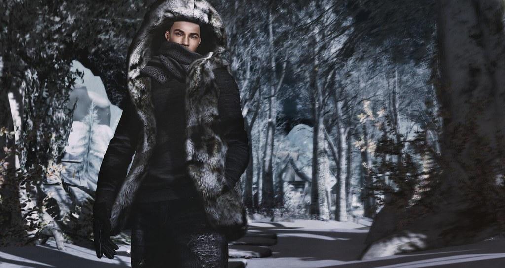 Все же, мне нравится зима)