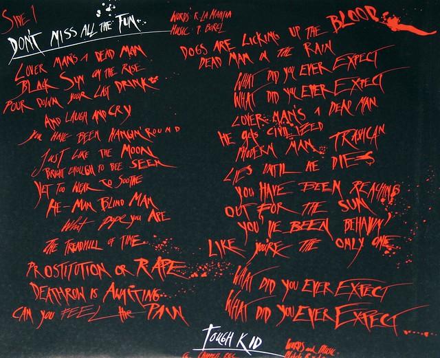 Irrtum Boys self-titled 4-track EP