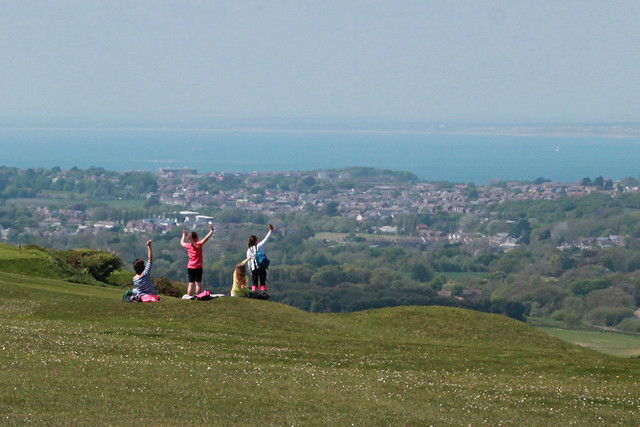 Walk the Wight 2016 by Keith Herbert