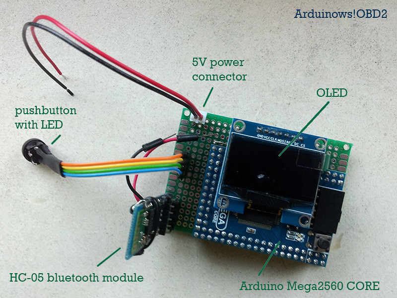 Hook up RGB geleid tot Arduino