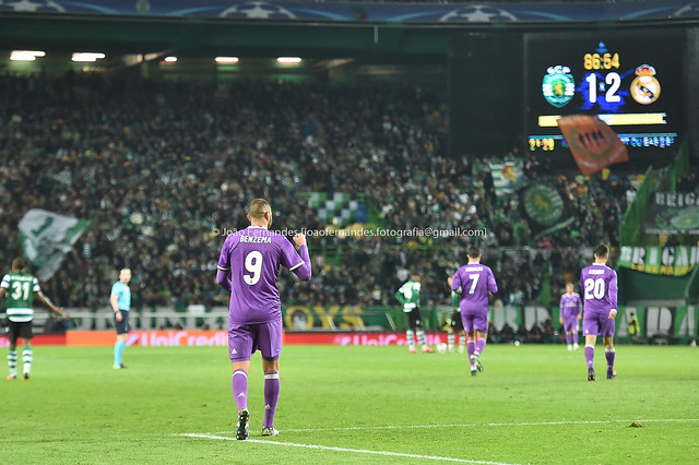 Sporting - Real Madrid (1-2)