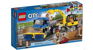 60152 Sweeper & Excavator box