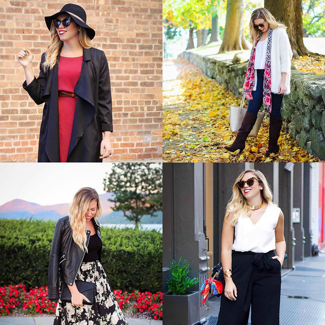 October Outfit Inspiration