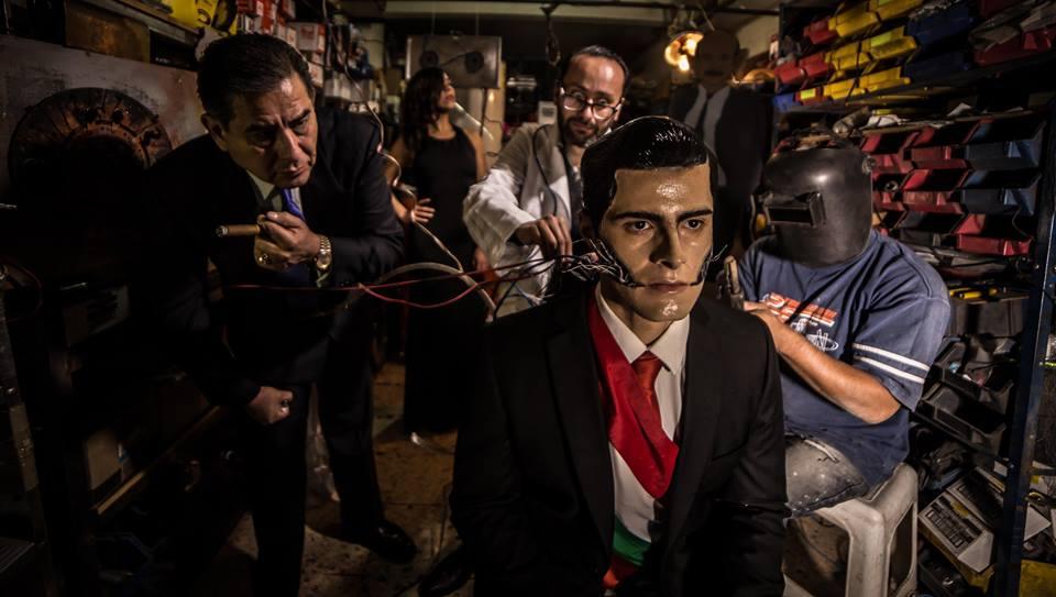Peña Bot Foto:  Pablo Tonatiuh Álvarez Reyes