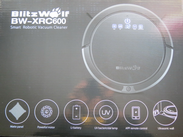 BlitzWolf BW-XRC600