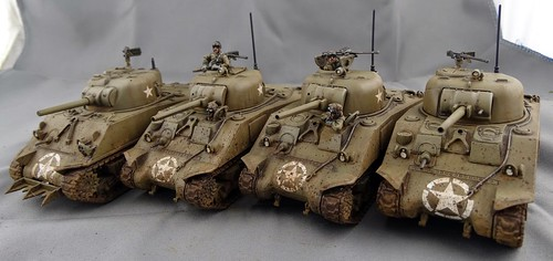 Bolt Action - US Tanks & Vehicles