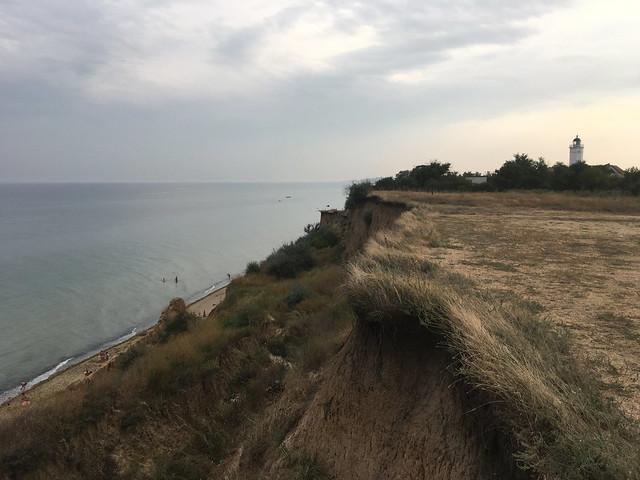 3. kust bij Sandzjejka