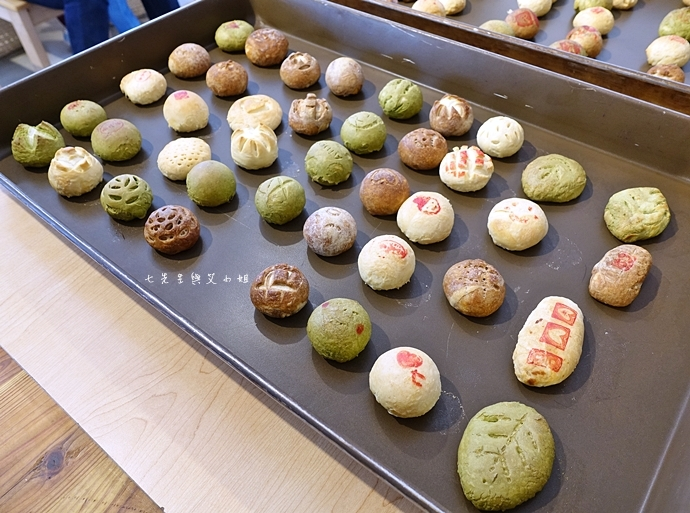 39 李亭香 平西餅 手做課程體驗 餅藝學院