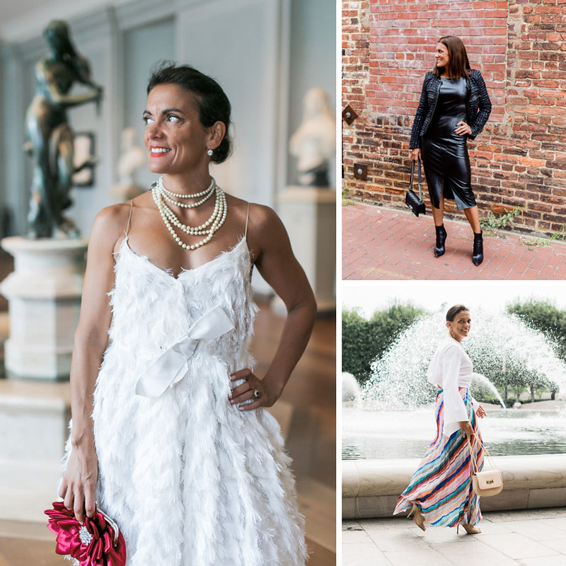 Sylvia - Simply Sylvia, over 40 fashion & style blogger