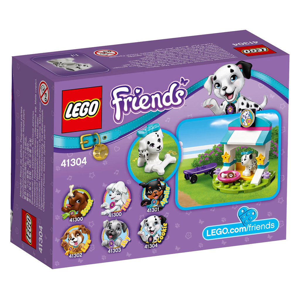 LEGO Friends Puppy Treats & Tricks (41304)