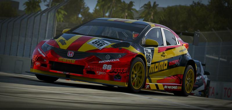 VTCC Spec Series 10 - #5 Zengo Motorsports Honda Civic WTCC 31218333726_33930e6a44_c