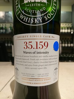 SMWS 35.159 - Waves of intensity