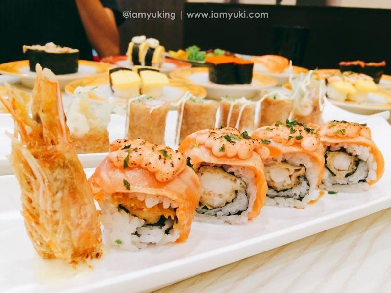 sushi mentai Singapore07yuki ng food review