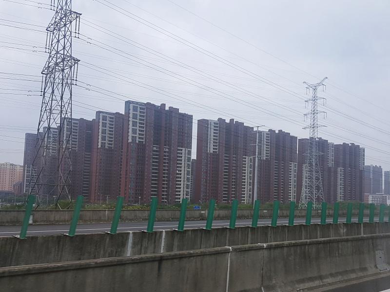 China residential blocks