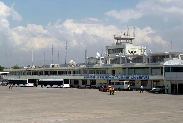 Aeropuerto Internacional Toussaint Louverture