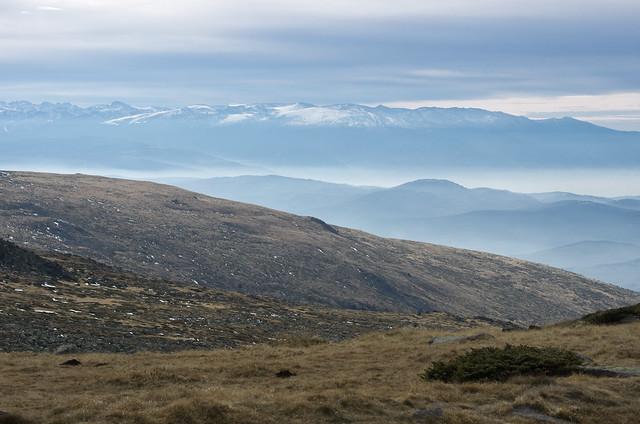 Wester Rila mountains