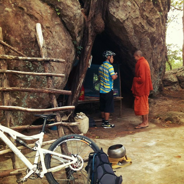 Cambodian Bike Ride