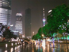 Pudong - Pearl tower