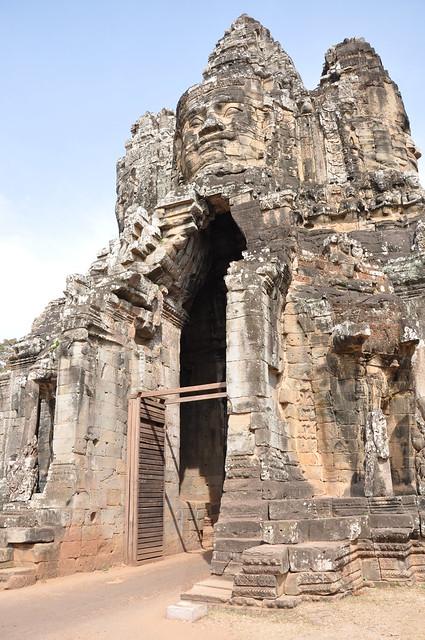 Angkor Thom southern gate