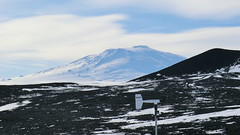 Mt Erebus / Arrival Heights / Antarctica
