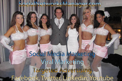 Social Media Marketing by Bruce Porter, Jr. Social Networks Manager™ Targeted Advertising with Facebook Twitter Linkedin Youtube | by EmmeGirls