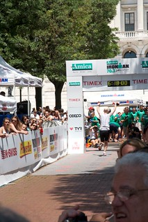 Ironman 70.3 Rhode Island | by Tracey's Culinary Adventures