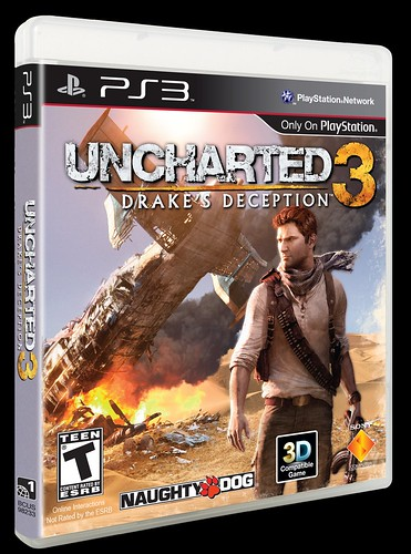 UNCHARTED 3 Box Art | by PlayStation.Blog