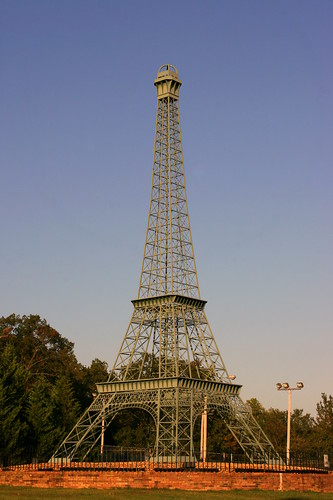 The Eiffel Tower Of Paris Tn Paris Tn Might Be Known