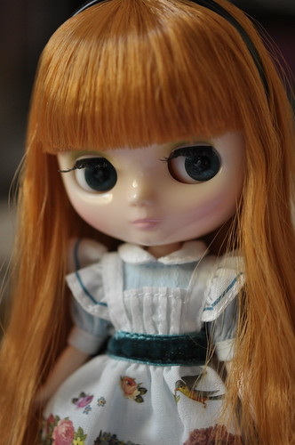 My first middie Blythe | by fishmo